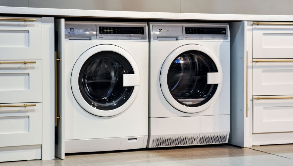 Electrolux stackable washer dryer manual