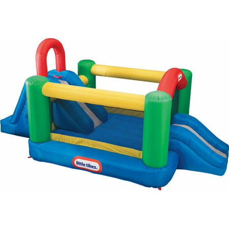 little tikes jump n slide bouncer instructions