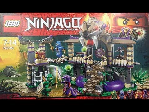 ninjago masters of spinjitzu lego instructions