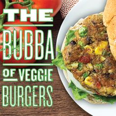 bubba veggie burger cooking instructions