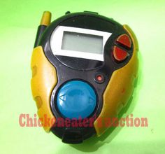 d tector digivice instructions
