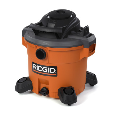 Ridgid 12 gallon shop vac manual