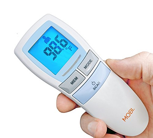 Mobi dual scan air thermometer instructions