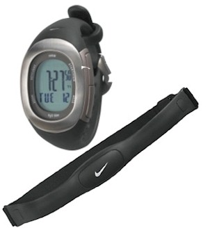 Nike heart rate monitor watch manual