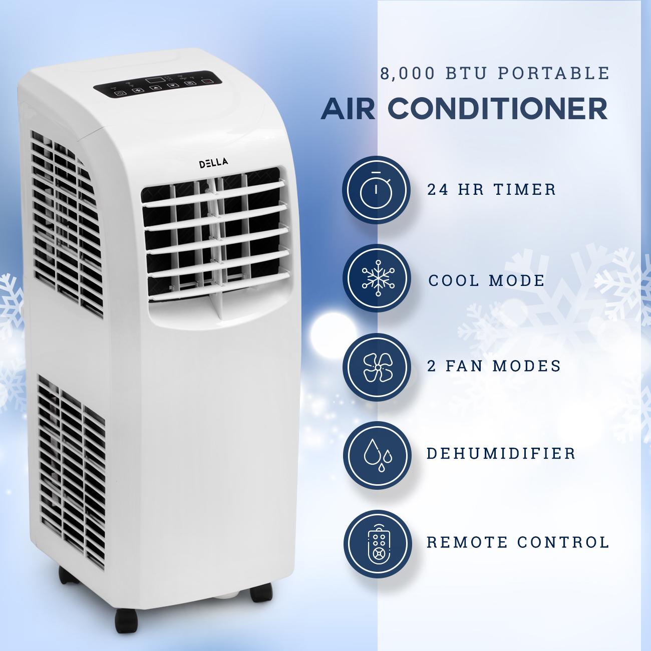 lg r410a portable air conditioner user manual