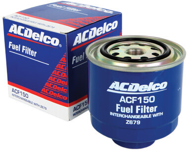 Ac delco oil filter application guide
