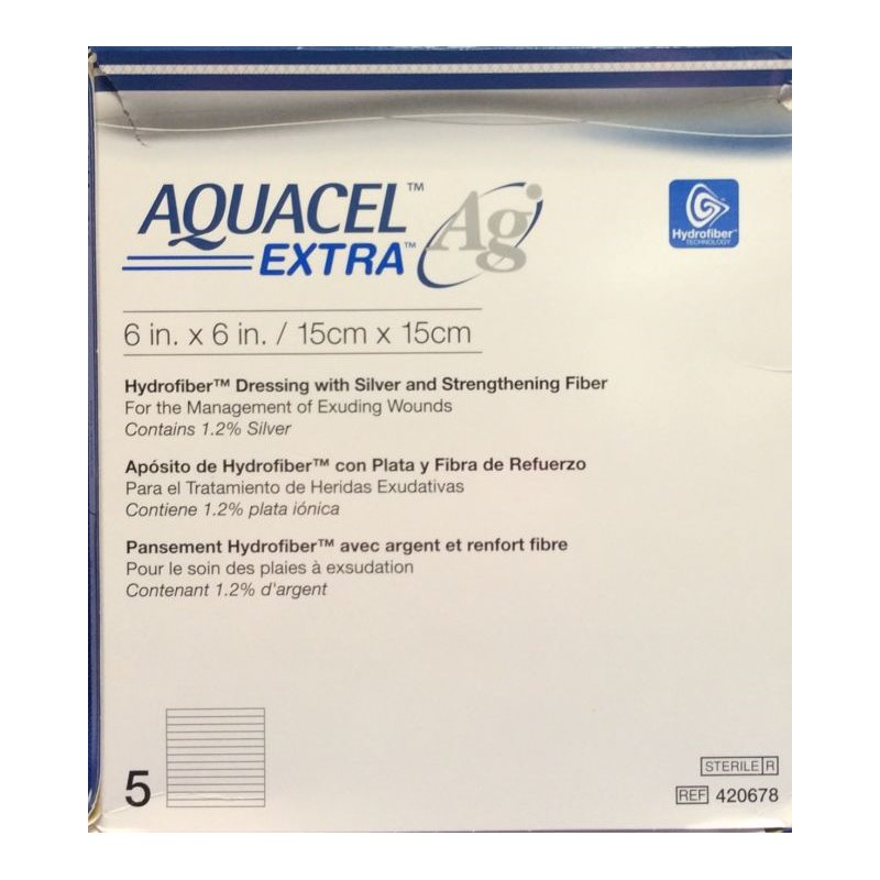 aquacel ag surgical dressing instructions