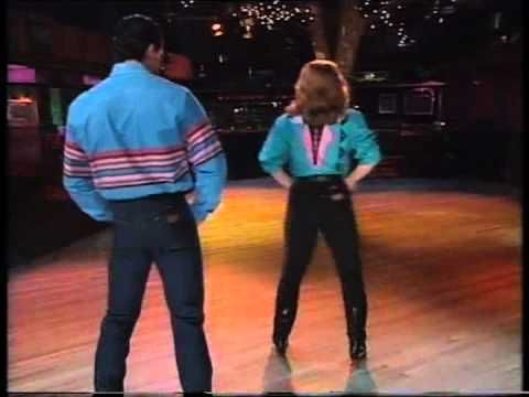 achy breaky heart line dance instruction video