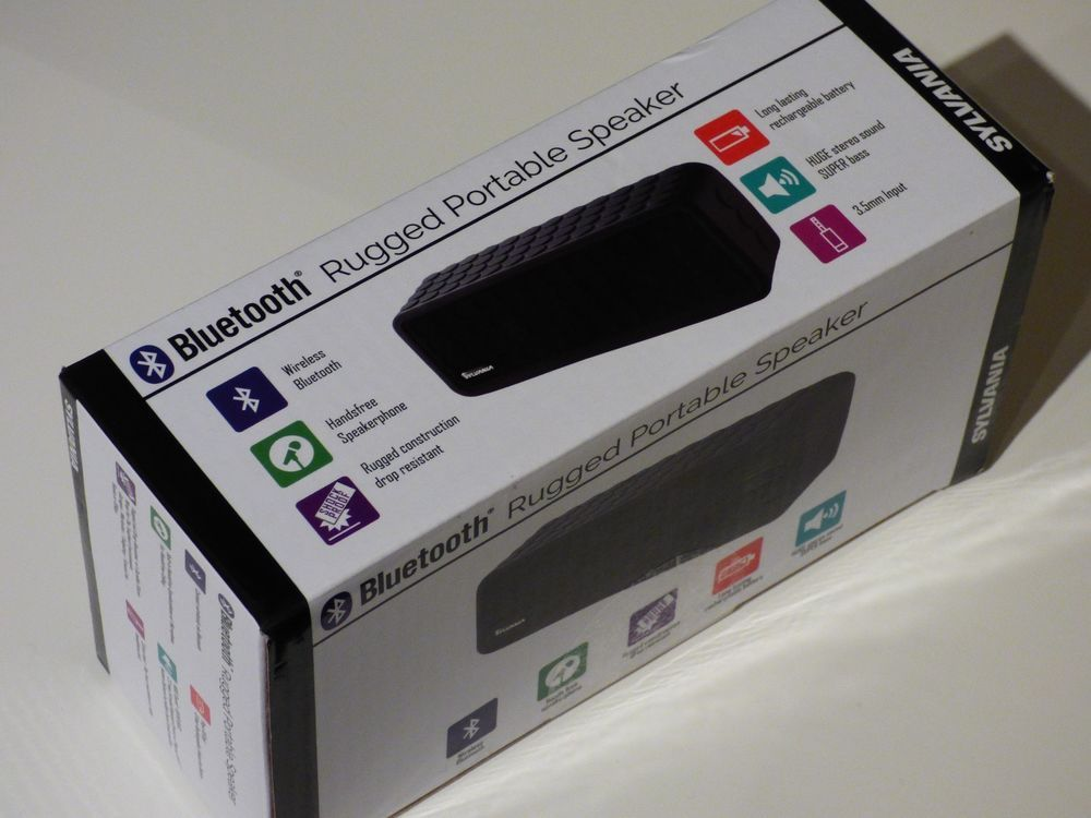 sylvania bluetooth speaker sp258 manual
