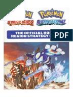 Pokemon crystal strategy guide pdf