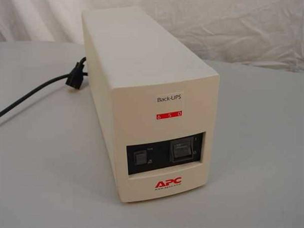 apc back ups 650 manual
