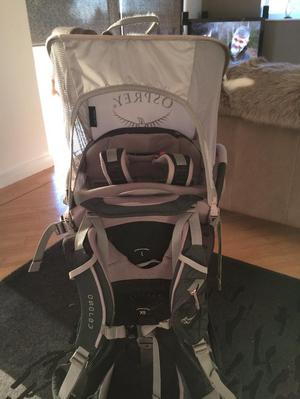 chicco caddy backpack instructions
