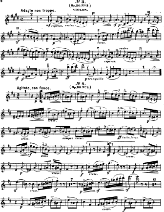 Mendelssohn op 38 no 4 pdf
