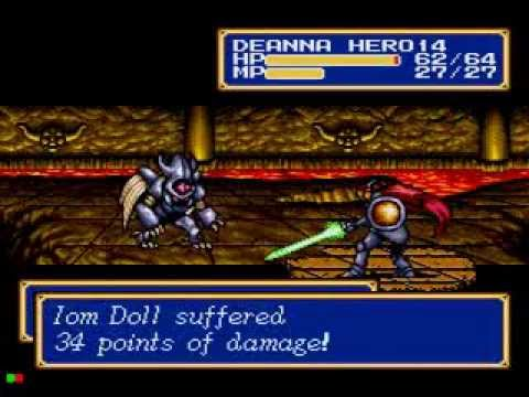 Shining force cd how to get book 4