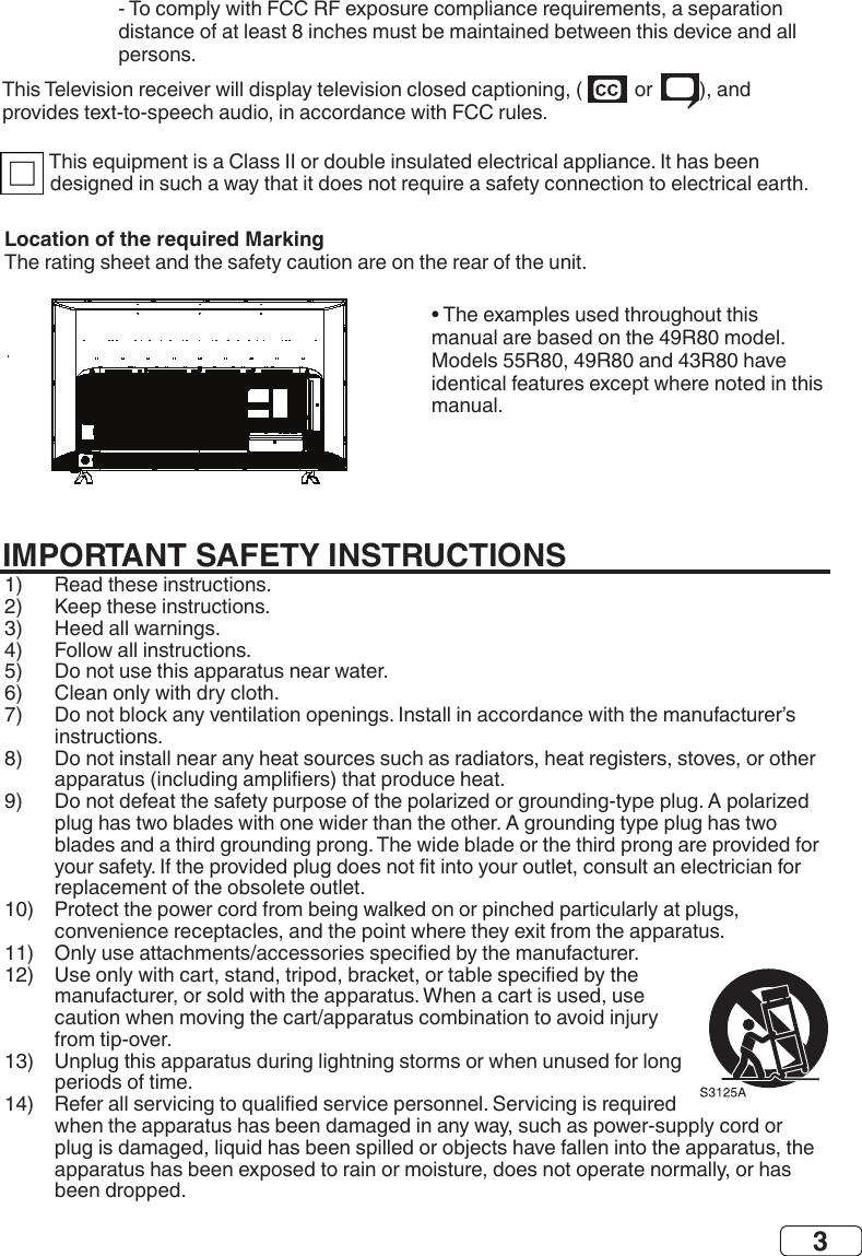 user manual for hitachi 47cm led lcd tv
