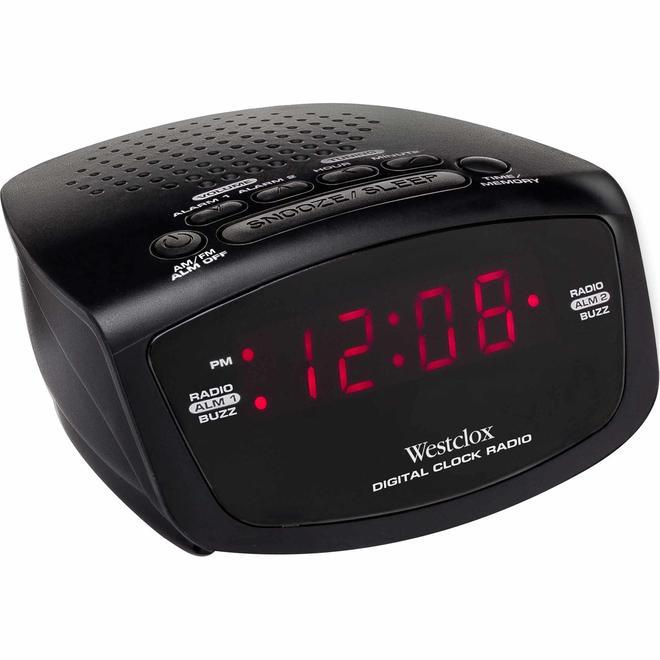Westclox travel alarm clock manual
