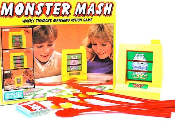 monster mash game instructions