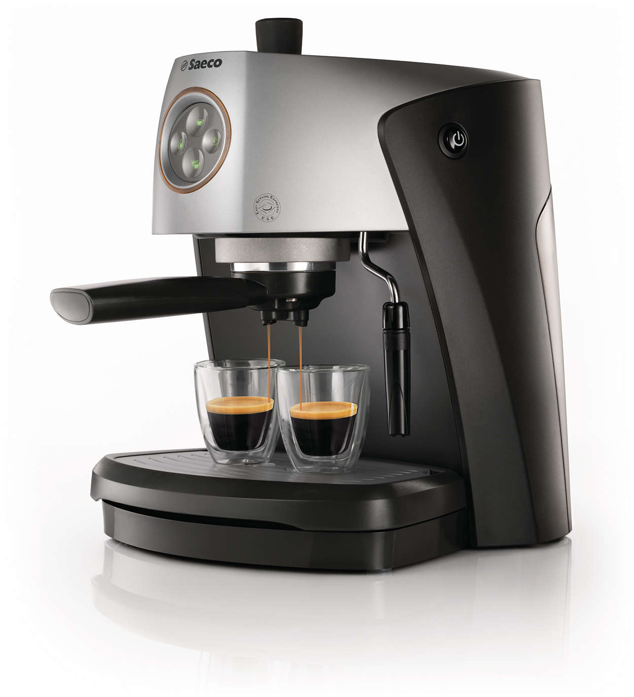 Saeco focus manual espresso machine