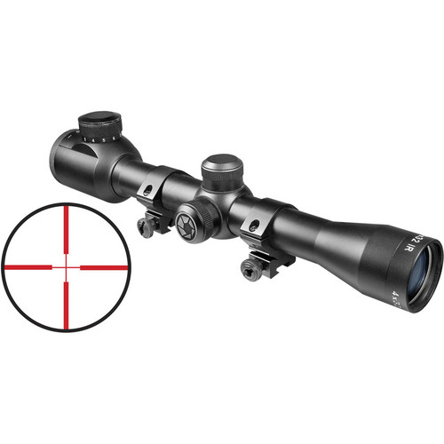 Barska scope sighting instructions