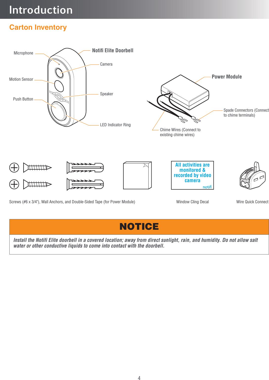 heathco llc wireless doorbell manual