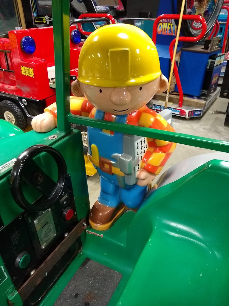 bob the builder kiddie ride manual