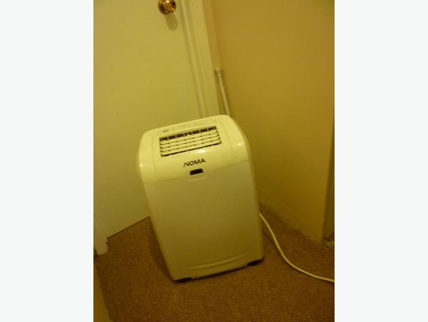 Noma portable air conditioner manual