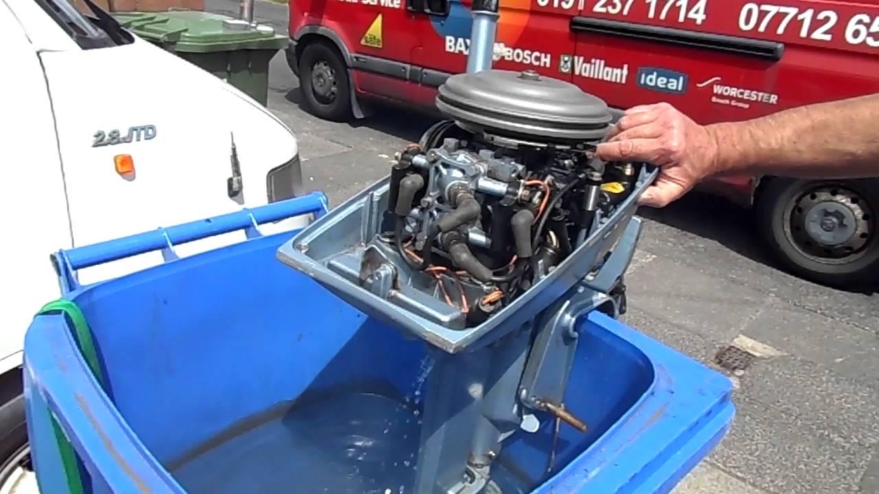 evinrude 4.5 hp manual