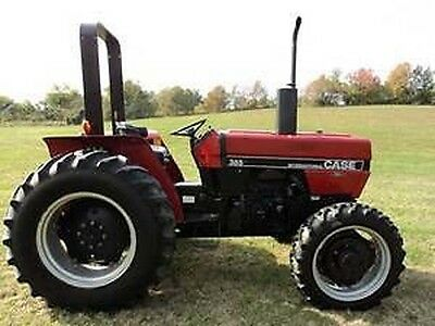 Case ih 485 shop manual
