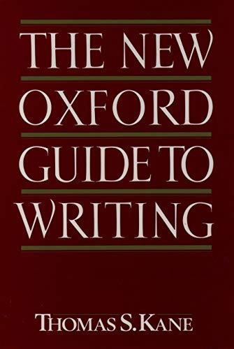 The oxford guide to writing pdf