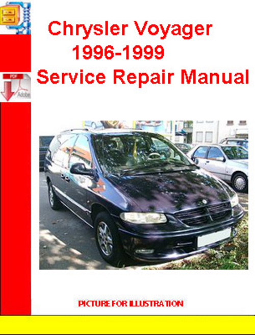chrysler grand voyager 1999 service manual