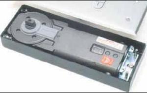 Cr laurence door closer manual