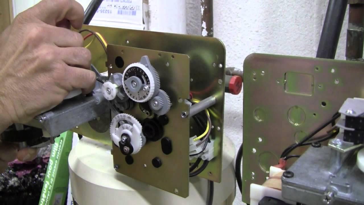 Culligan water softener repair manual