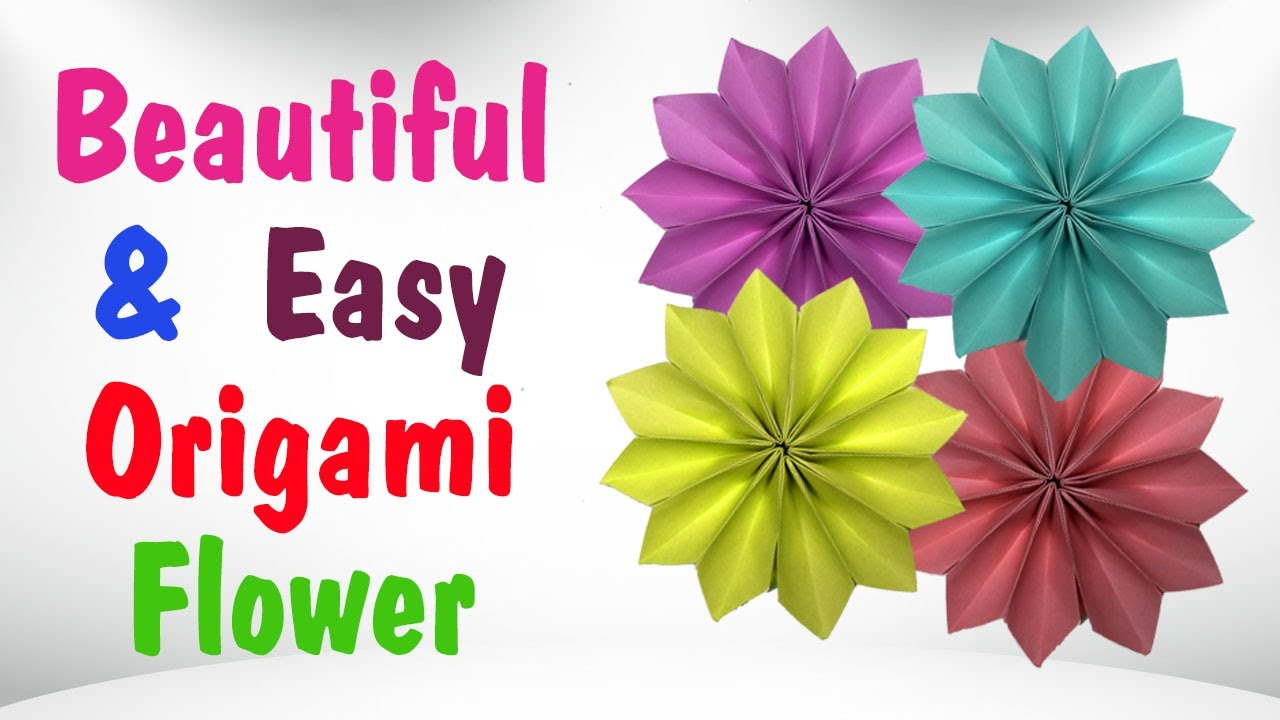 origami lily printable instructions