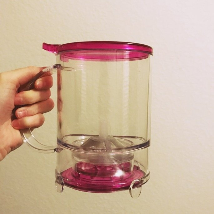 Teavana tea maker how to clean