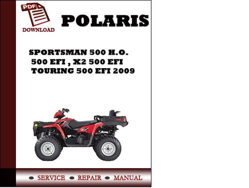 2001 polaris sportsman 500 ho service manual download