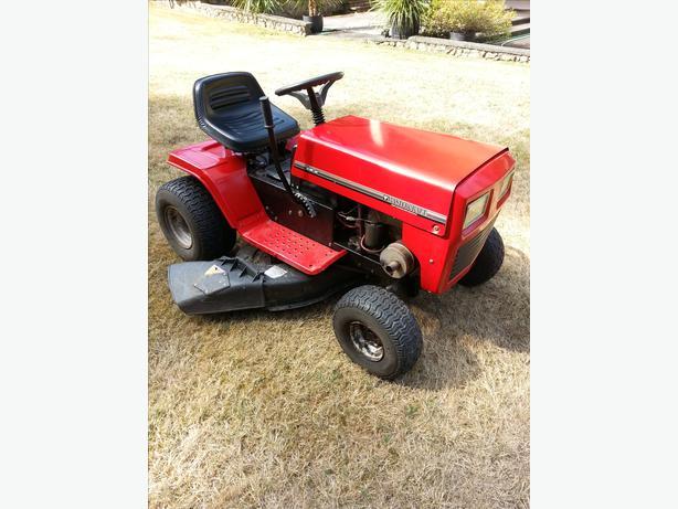 lawnmower mastercraft 113-413e515 owners manual