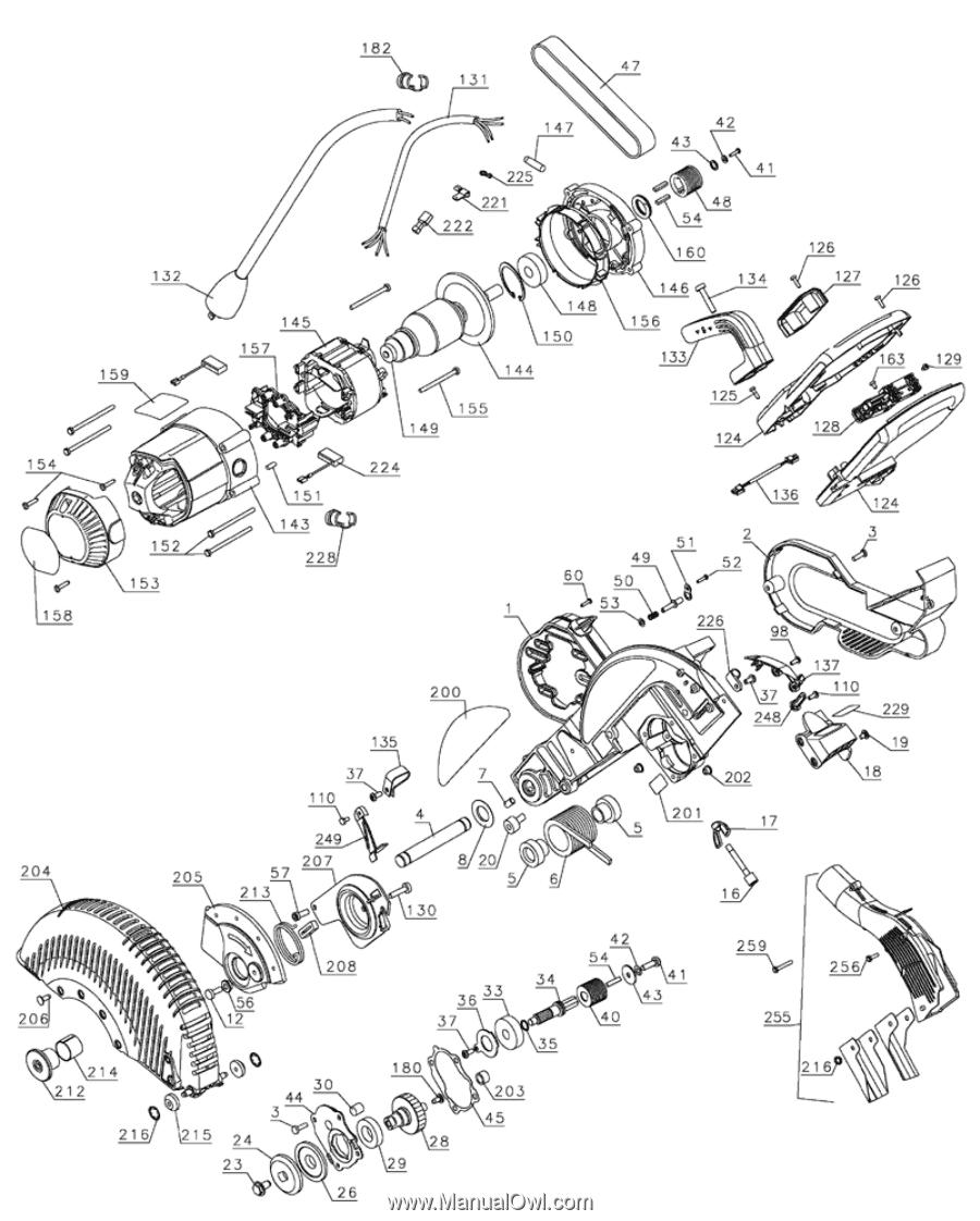 Dewalt dcb100 repair manual pdf