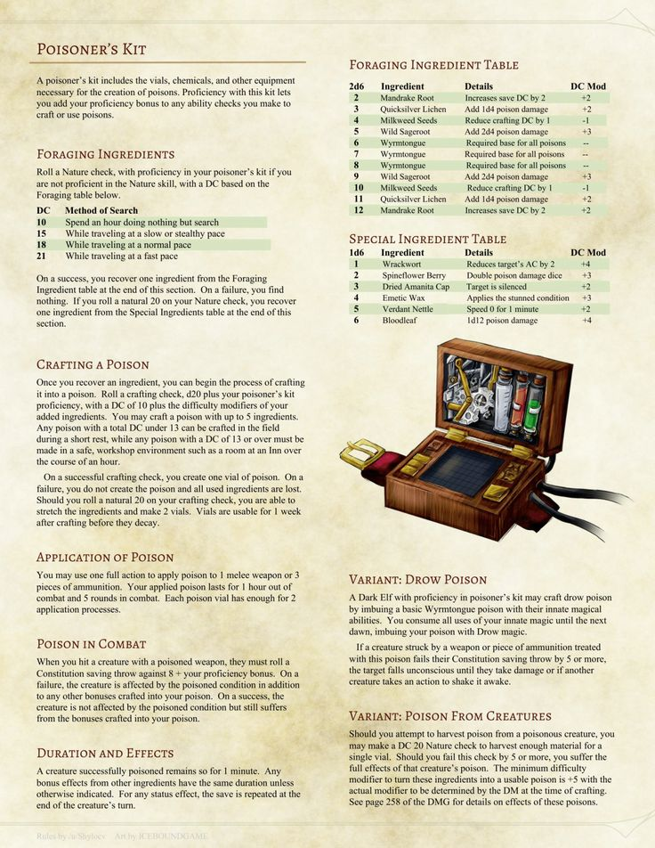 Dnd 5e how to find skill mod