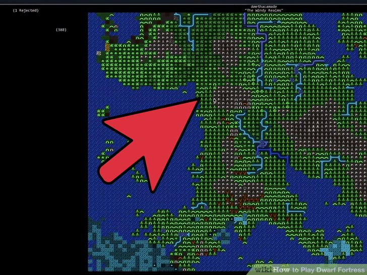 Dwarf fortress how to change tileset