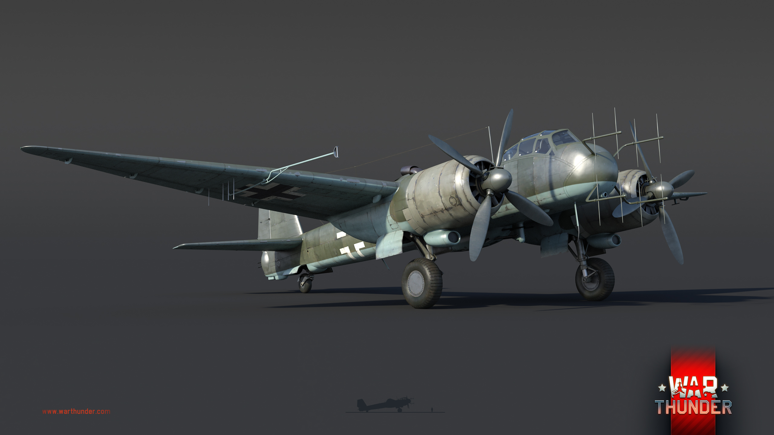 War thunder how to kill ju 87