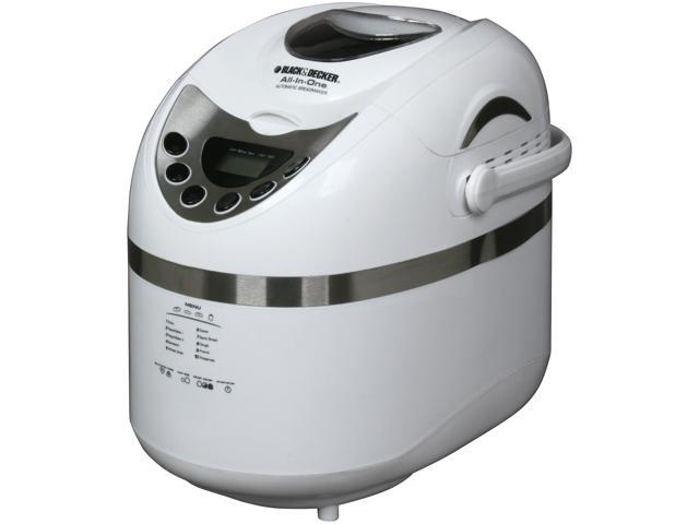 Black and decker all in one breadmaker b2300 manual