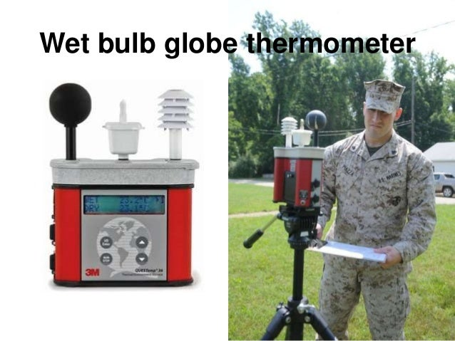 wet bulb globe thermometer instructions