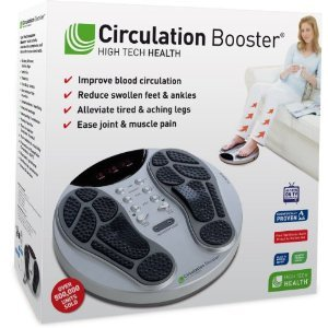 high tech health circulation booster instruction manual