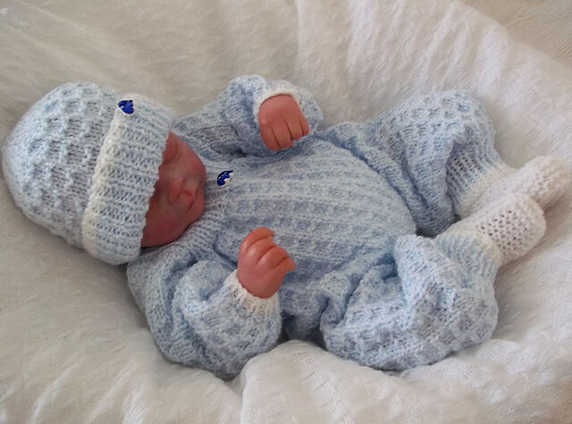 Reborn baby knitting patterns pdf
