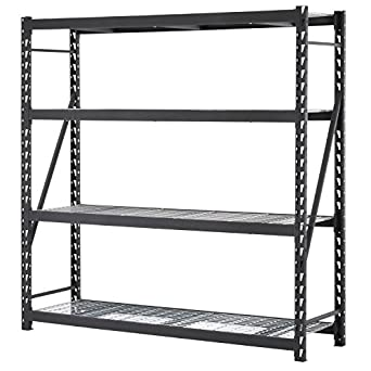 Edsal shelving assembly instructions