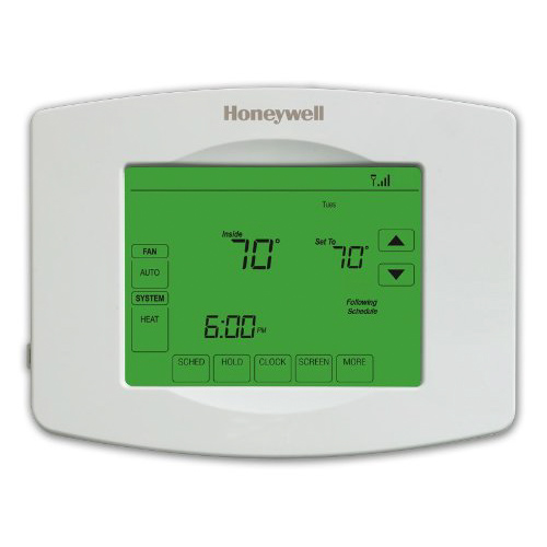Honeywell 7 day programmable thermostat manual