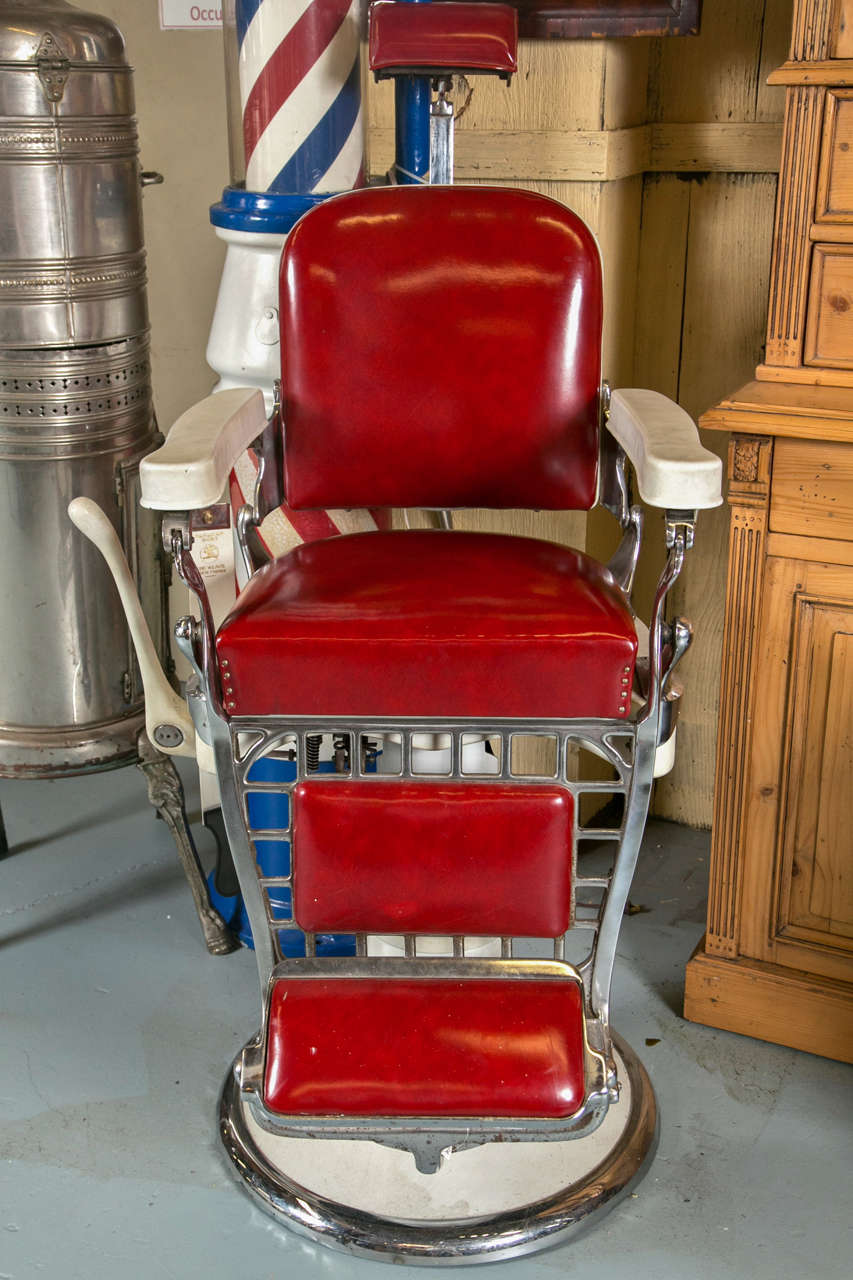 emil j paidar barber chair manual