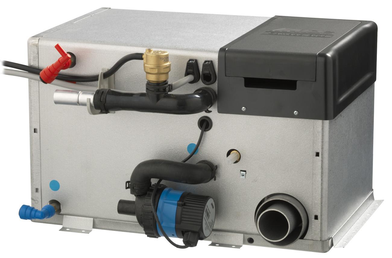 Alde heating system instructions