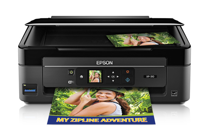 Epson expression home xp 310 manual