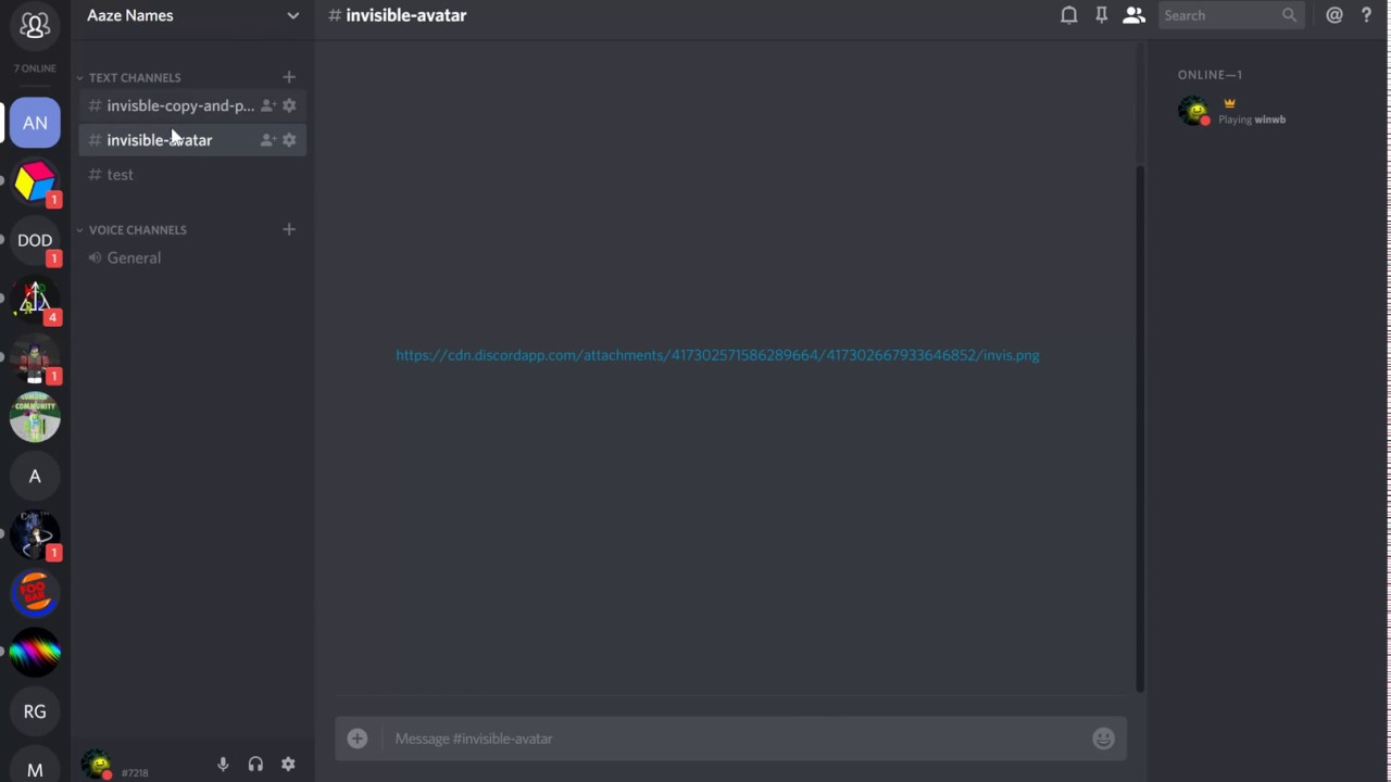 Discord how to get peoples profile pictures